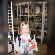 Польщикова Полина 9 лет