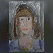 Настя Вицина 7лет