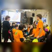 Коллективное планирование событий в жизни отдела на 2014 год, каждый коллектив внёс свои предложения