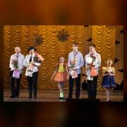 Алферова Алена, Гуськова Мария, Гордеев Александр и Актжанов Евгений
