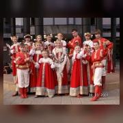Выступление ансамбля «Таусень» в Чехии на Международном конкурсе «Чешская весна»