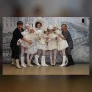 За это время они такие стали родные для Ирины Евгеньевны и Виктории Вячеславовны