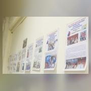 Каждый коллектив подготовил страницу календаря, посвящённую самому значимому событию в жизни коллектива в 2013 году