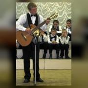 Гитарист Широкий Евгений