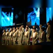 Хор мальчиков на Городском концерте в БКЗ Октябрьский