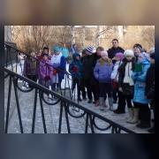Участники соревнований «Загадочный Фрунзенский»