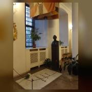 1.Могила А.В. Суворова в Нижней Благовещенской церкви Александро-Невской лавры