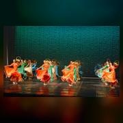 Танец цветочниц