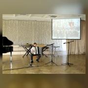 Силов Никита (педагог Тарасюк Т.Г.), Лауреат II степени Международного конкурса «Первый аккорд»