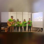 Выступление команды ГБОУ СОШ № 292