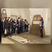 5.Экскурсия по Нижней Благовещенской церкви Александро-Невской лавры