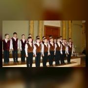 Младшие группы хора мальчиков
