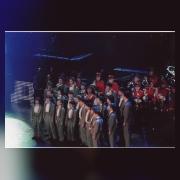 Выступление на концерте В. Леонтьева