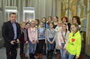 Фото напамять с членами жюри,президентом Ассоциации Золотая игла и организатором конкурса в Музее Дымковской игрушки