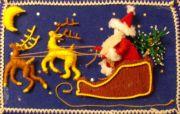 Орлова Лиза Новый год к нам мчится