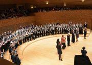 Награждение руководителей хоров