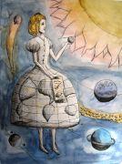 Колотилова Александра 13 лет Астрономия